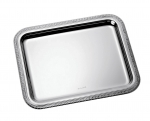 Malmaison Silver Plated Small Rectangular Tray