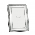 Malmaison Silver Plated 5x7 Picture Frame