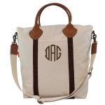 Brown Flight Travel Bag