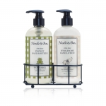 Sanitizer and Lotion Caddy Set