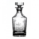 Fox Hunt Decanter