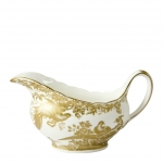 Gold Aves Sauce Boat