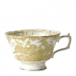 Gold Aves Tea Cup
