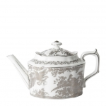 Platinum Aves Tea Pot