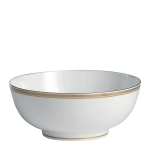Carlton Gold Salad Bowl