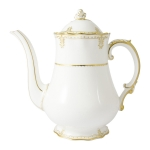 Elizabeth Gold Large Coffee Pot