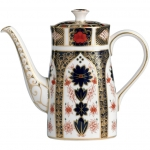 Old Imari Coffee Pot