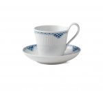 Princess High Handle Cup and Saucer