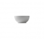 White Fluted Bowl, 2 Cups