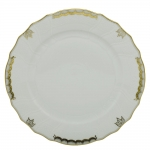 PRINCESS VICTORIA GRAY DINNER PLATE