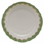 Fish Scale Jade Service Plate