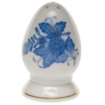 Chinese Bouquet Blue Multi-Hole Salt Shaker