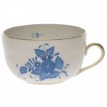 Chinese Bouquet Blue Canton Cup