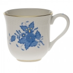 Chinese Bouquet Blue Mug