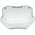 Princess Victoria Light Blue Square Salad Bowl