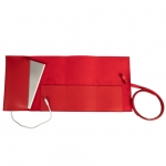 Travel Power Bank Holder, Red