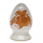 Chinese Bouquet Rust Multi-Hole Salt Shaker