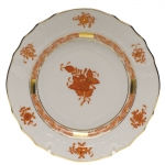 Chinese Bouquet Rust Bread and Butter Plate