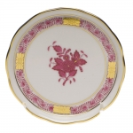 Chinese Bouquet Raspberry Coaster