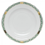 Chinese Bouquet Garland Green Salad Plate