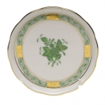 Chinese Bouquet Green Coaster