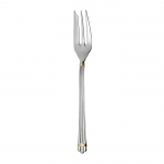 Aria Gold Rings Serving Fork