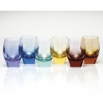 Bar Double Old Fashioned, Set of Six