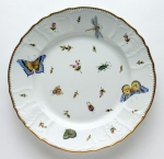Spring In Budapest Large Round Platter
