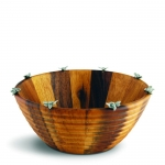 Bee Hive Salad Serving Bowl