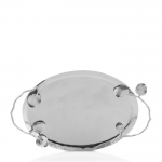 Medium Botanical Oval Leaf  Tray