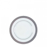 Butter Plate PLUMES PLATINUM