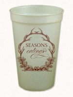 Seasons Eatings 17 Ounce Pearlized Cups