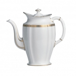 Carlton Gold Coffee Pot