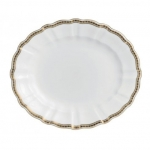 Carlton Gold Medium Oval Platter