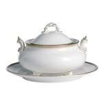 Carlton Gold Covered Tureen