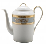 Orsay Powder Blue Coffee Pot