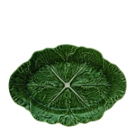 Cabbage Oval Medium Platter