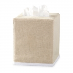 Chelsea Canvas Tissue Box Cover
