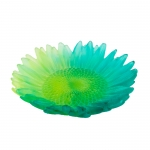 Mini Green/Yellow Marguerite Bowl