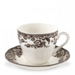 Delamere Tea Cup and Saucer