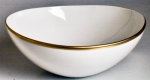Simply Elegant Gold Cereal Bowl