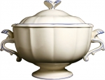 Filet Bleu Soup Tureen