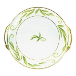 Frivole Cake Plate with Handles