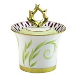 Frivole Covered Sugar Bowl / Box