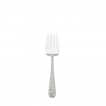 Repousse Sterling Cold Meat Fork