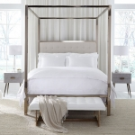 Giza 45 Percale Ivory King Duvet Cover