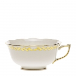 Golden Laurel Tea Cup