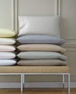 Celeste Ivory King Pillowcases, Pair