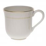 Golden Edge Mug Please call store for delivery timing.