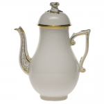 Gwendolyn Coffee Pot with Twist